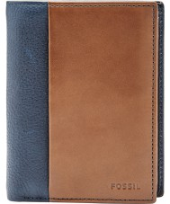 Fossil ML3921400 Mens Ward Wallet