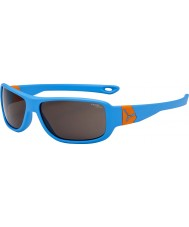 Cebe Scrat (Age 7-10) Matt Blue Orange Sunglasses