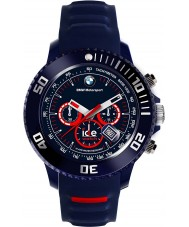 Ice-Watch 001132 Mens Big BMW Motorsport Exclusive Chronograph Blue Red Watch