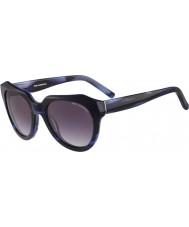 Karl Lagerfeld Ladies KL838S Blue Marble Sunglasses