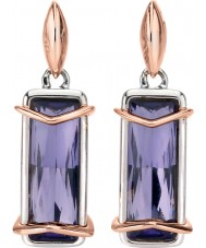 Fiorelli E5148M Ladies Ombre Stones Earrings