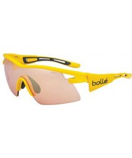 Bolle Vortex Yellow TDF Modulator Rose Gun Sunglasses