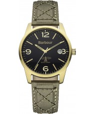 Barbour BB026GRGR Mens Alanby Green Fabric Strap Watch