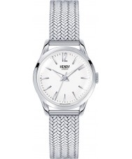 Henry London HL25-M-0013 Ladies Edgware Silver Steel Bracelet Watch