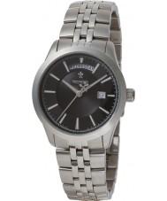 Dreyfuss and Co DGB00058-04 Mens 1953 Grey Black Watch