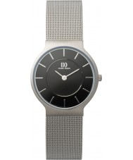 Danish Design Q63Q732 Mens Silver Steel Mesh Bracelet Watch
