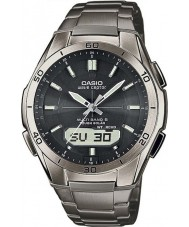 Casio WVA-M640TD-1AER Mens Wave Ceptor Titanium Solar Powered Watch