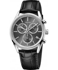 Calvin Klein K4M271C3 Mens Formality Black Chrono Watch