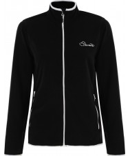 Dare2b DWA308-80016L Ladies Sublimity Black Fleece - Size UK - Size UK 16 (XL)