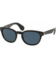 Ralph Lauren RL8130P 50 Heritage Collection Top Black on Jerry Tortoise 5260R5 Sunglasses