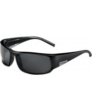 Bolle King Shiny Black TNS Sunglasses