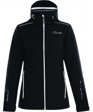 Dare2b Ladies Work Up Black Ski Jacket