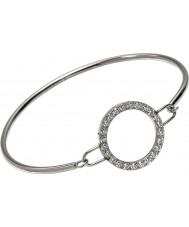 Edblad 216130108-S Ladies Glow Size Small Silver Bangle