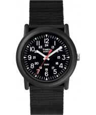 Timex T18581 Mens All Black Camper Watch