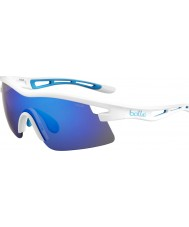 Bolle 12264 Vortex White Sunglasses