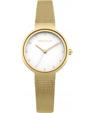 Karen Millen KM160GM Ladies Watch