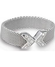 Skagen JRS0015S7 Ladies Charlotte Soft Mesh Ring - Size O