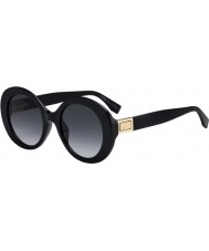 Fendi Ladies FF0293 S 807 9O 52 Sunglasses