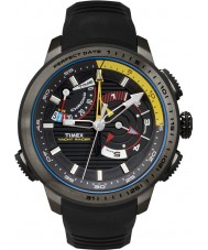 Timex Intelligent Quartz TW2P44300 Mens Yacht Racer Black Chrono Watch