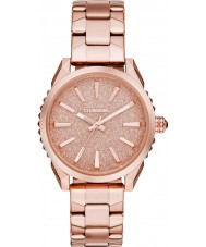 Diesel DZ5502 Ladies Nuki Rose Gold Steel Bracelet Watch
