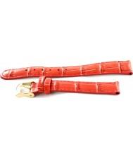 Krug Baümen 15058REDL Ladies Enterprise Red Leather Replacement Strap