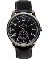 Camden Watch Company CWC-29-14A Mens No 29 Black Leather Strap Watch