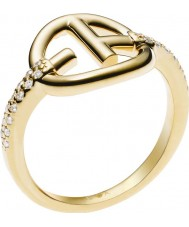 Emporio Armani EG3199710-6.5 Ladies Ring
