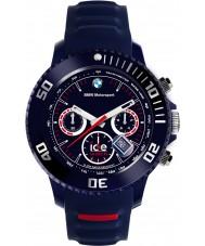 Ice-Watch 000844 Mens Big BMW Motorsport Exclusive Dark Blue Chronograph Watch