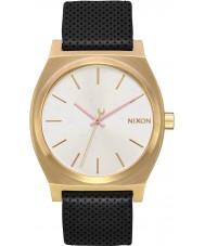 Nixon A1172-2774 Ladies Medium Time Teller Watch