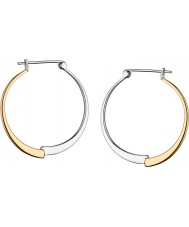 Fiorelli E5201 Ladies Fluid Lines Earrings