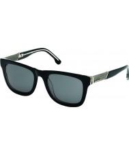 Diesel Mens DL0050 Black Crystal Sunglasses