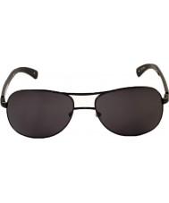 Three Stars Above Black SA1030 Capella Sunglasses