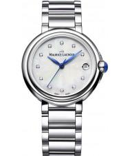 Maurice Lacroix FA1004-SS002-170-1 Ladies Fiaba Silver Steel Bracelet Watch