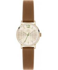 Orla Kiely OK2018 Ladies Frankie Tan Leather Strap Watch