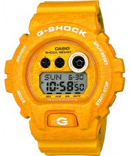 Casio GD-X6900HT-9ER Mens G-Shock World Time Yellow Digital Watch