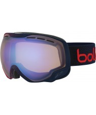Bolle 21449 Emperor Blue and Red Dots - Aurora Ski Goggles