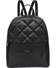 Fiorelli FH8767-BLACK Ladies Trenton Backpack