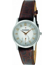 Dreyfuss and Co DGS00001-22 Mens 1946 Brown Leather Strap Watch