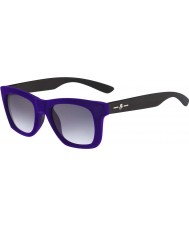 Karl Lagerfeld KL003S Purple Velvet Sunglasses