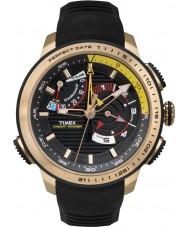 Timex Intelligent Quartz TW2P44400 Mens Yacht Racer Black Chrono Watch