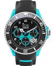Ice-Watch 001342 Mens Ice-Sporty Big Black Chronograph Watch