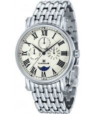 Thomas Earnshaw ES-8031-11 Mens Maskelyne Silver Steel Bracelet Watch