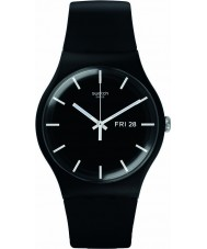 Swatch SUOB720 New Gent - Mono Black Watch