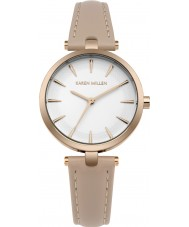 Karen Millen KM153CRG Ladies Watch