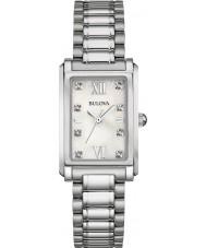 Bulova 96S157 Ladies Diamond Watch