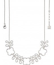 Orla Kiely N4162 Ladies Flora Necklace