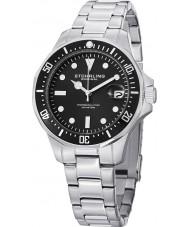 Stuhrling Original 664-01 Mens Aquadiver 664 Watch