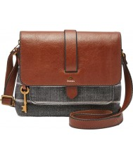 Fossil ZB7158197 Ladies Kinley Crossbody Bag