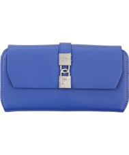 Fiorelli FS0861-COBALT Ladies Evie Cobalt Blue Flap Over Purse