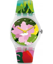 Swatch SUOK132 Ladies Tropical Garden Watch